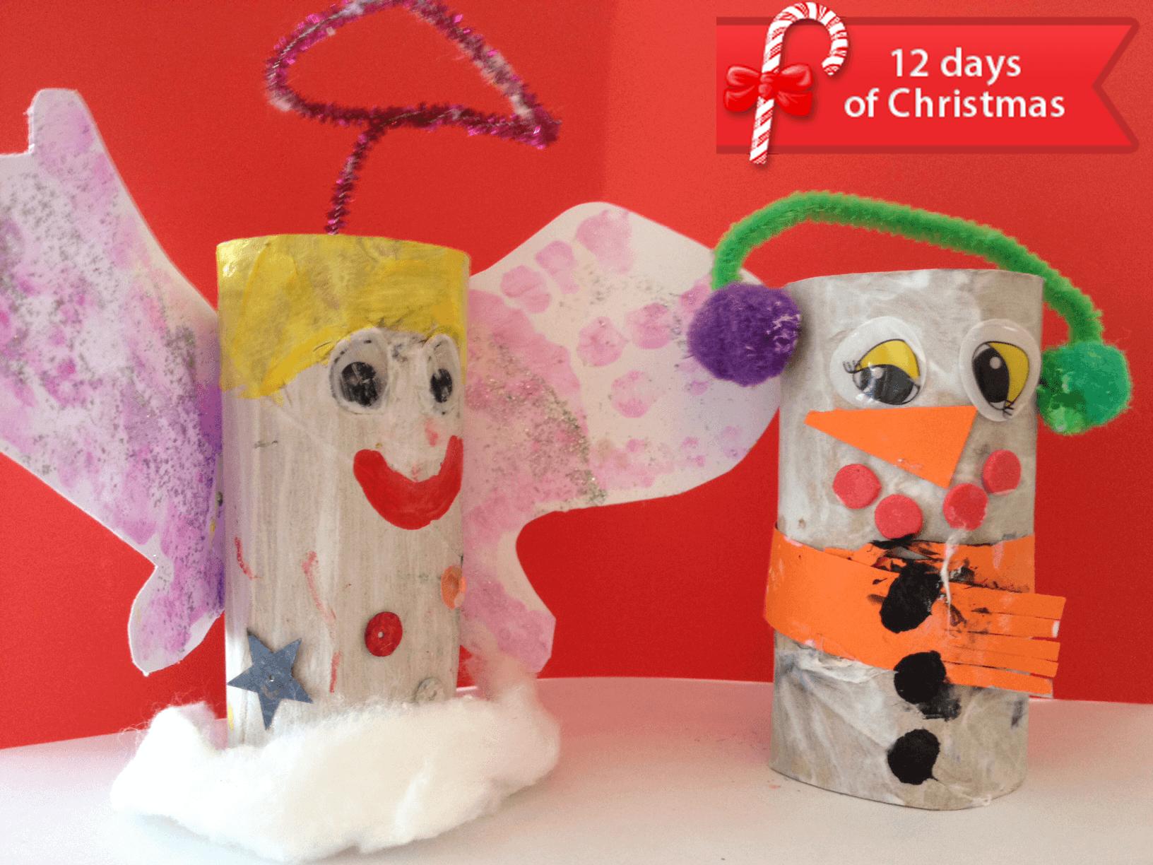 angel-and-snowmen