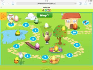reading eggs 4