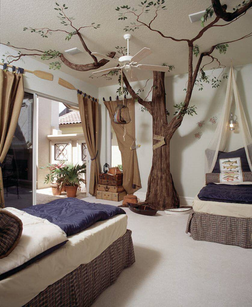 10 kids bedrooms that will blow your mind picniq blog for Creative bedroom designs