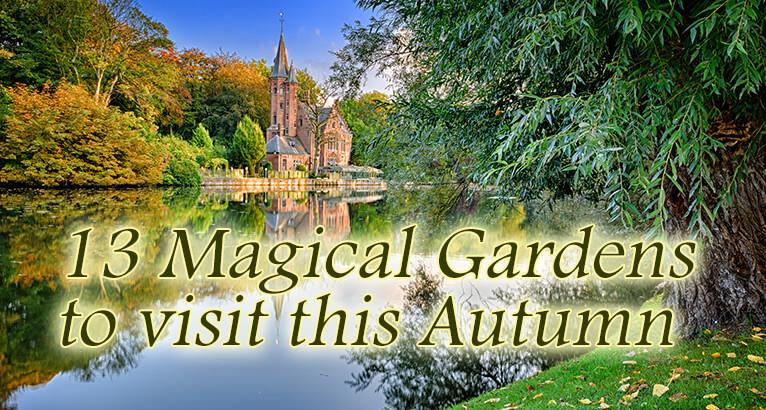 Magical Gardens on #Daysoutwithkids