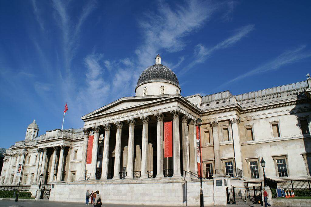 The National Gallery | Free Things to Do in London