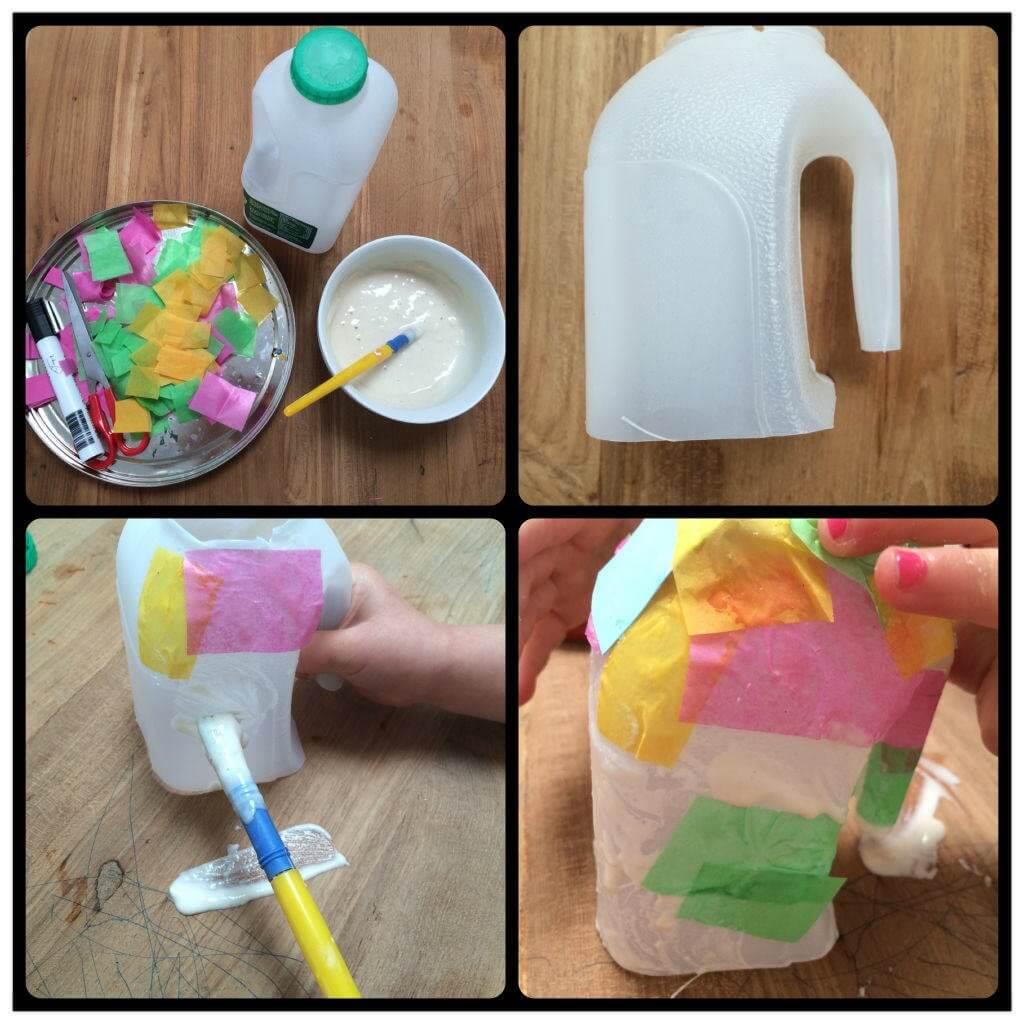 Milk Bottle Elmer Elephant - Picniq Blog