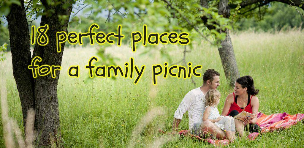 picnics on #Daysoutwithkids