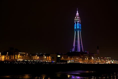 Blackpool-Tower on #daysoutwithkids