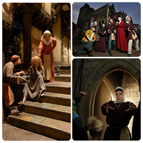 Canterbury-Tales on #daysoutwithkids