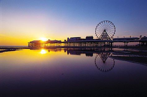 Blackpool Pier on #Daysoutwithkids