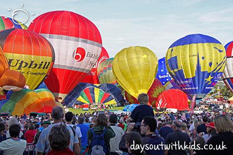 7 FREE Days Out in Bristol - Bristol Balloon Fiesta