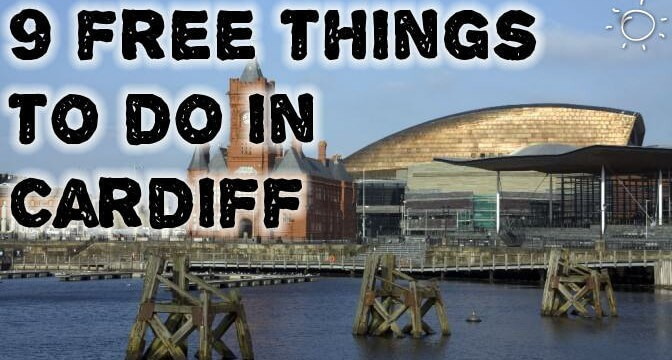 Free Things For Kids In Cardiff