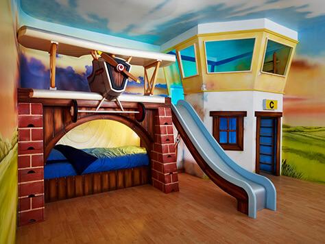 16 Unbelievably Cool Kids Bedrooms & Beds - Picniq Blog