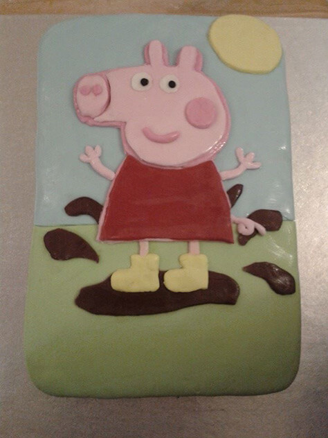 28 Of The Best Peppa Pig Birthday Cakes Made By Our Fans