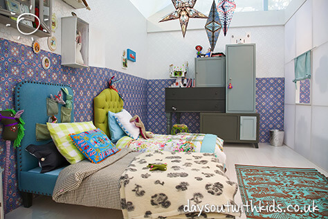 Children's Bedrooms on #Daysoutwithkids