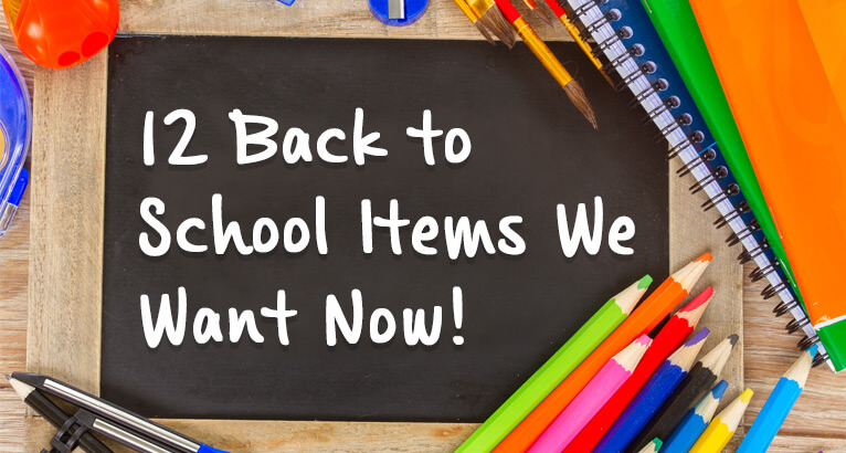 Back to School Items on #Daysoutwithkids