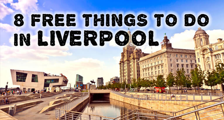Liverpool City Guide on #Daysoutwithkids