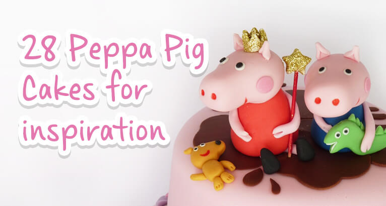 Groovy 28 Of The Best Peppa Pig Birthday Cakes Made By Our Fans Picniq Blog Birthday Cards Printable Trancafe Filternl