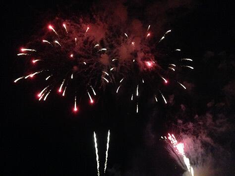 Bournemouth Pier-fireworks #picniq