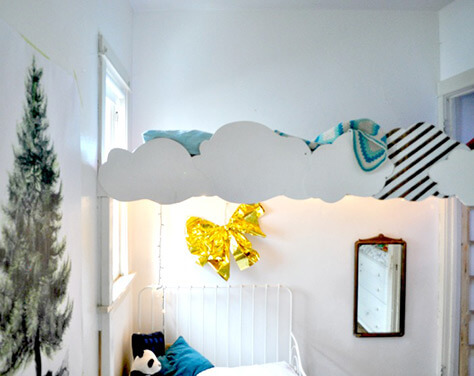 Cloud bed by Elsiemarleyblog