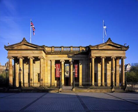 Scottish-National-Gallery on #Daysoutwithkids