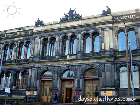 Museum-Of-Scotland- on #Daysoutwithkids