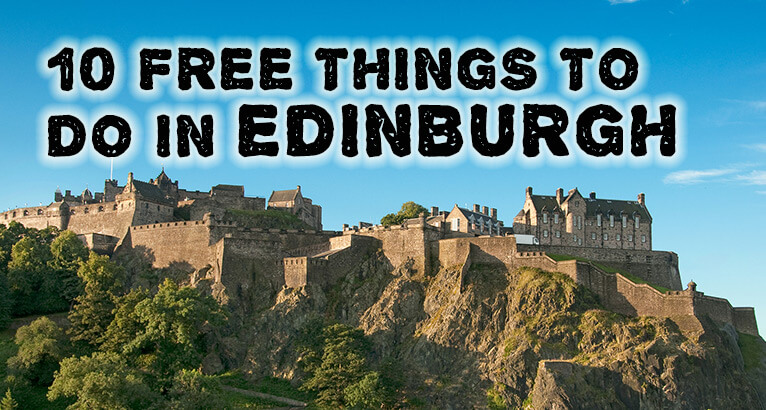free thing to do in edinburgh