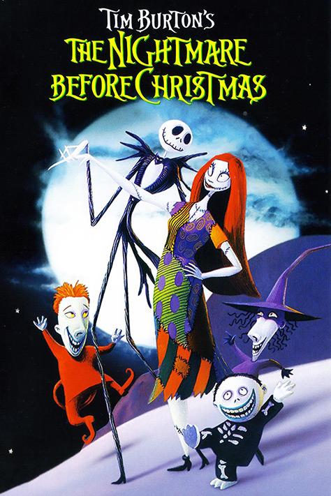 The Nightmare Before Christmas (1993) Full Movie