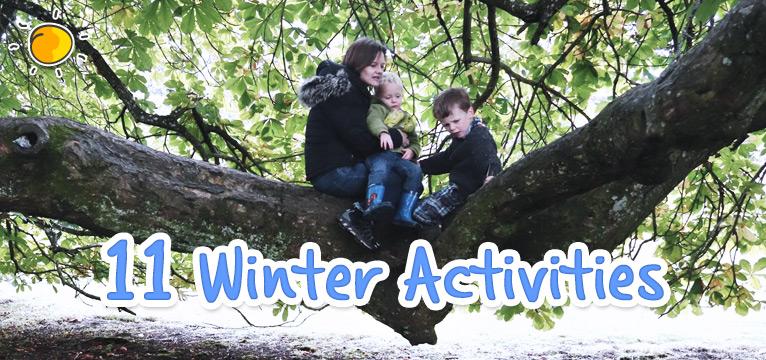winter activities on #Daysoutwithkids