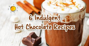 6 indulgent hot chocolate recipes-Header