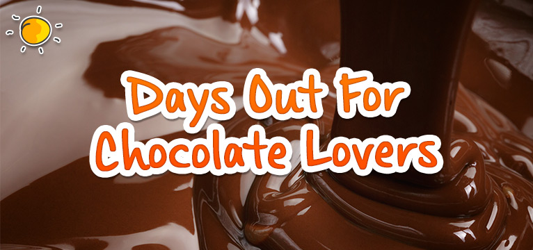 Days Out for Chocolate lovers on #Daysoutwithkids