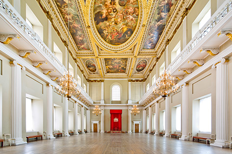 Banqueting House on #Daysoutwithkids