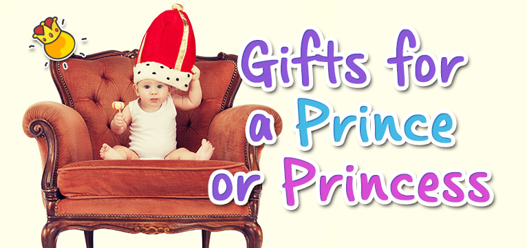 Gifts for a Prince or Princess on #Daysoutwithkids