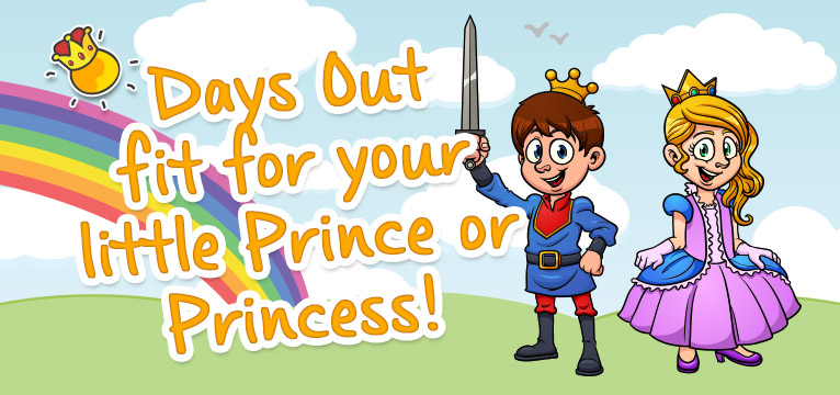 Days Out Fit for a Pince or Princess on #Daysoutwithkids