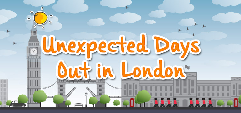 10 Unexpected Days Out With Kids In London