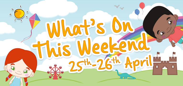 What's on this Weekend on #Daysoutwithkids