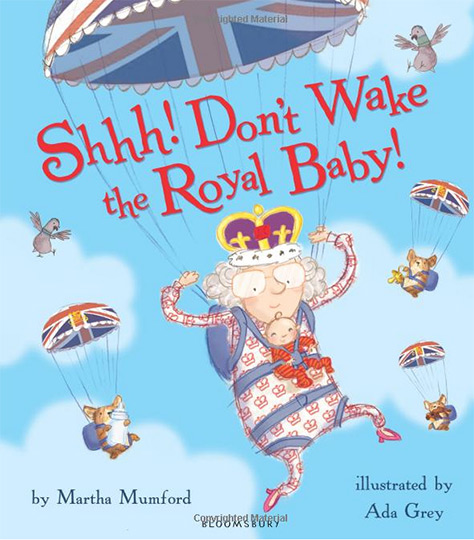 shhh-dont-wake-the-royal-baby on #Daysoutwithkids