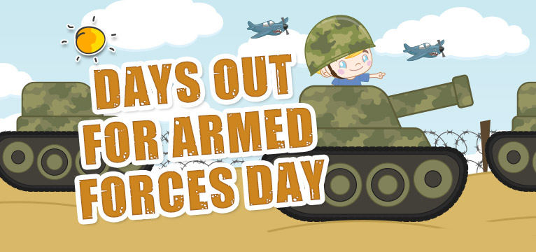 Days Out For Armed Forces Day