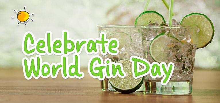 Celebrate World Gin Day on #Daysoutwithkids