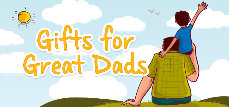 Gifts for Great Dads on #Daysoutwithkids