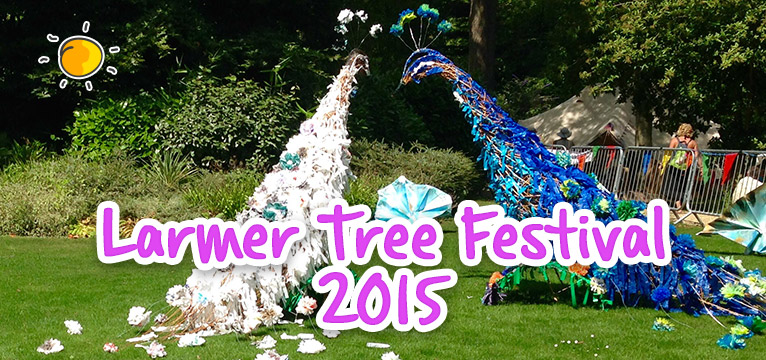 Larmer Tree Festival on #Daysoutwithkids