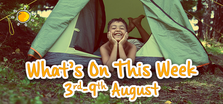 What's On This Week 3rd - 9th July