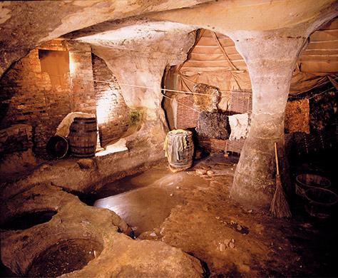 Unmissable Underground Adventures Picniq Blog - Gigantic underground trampoline inside cave looks amazing