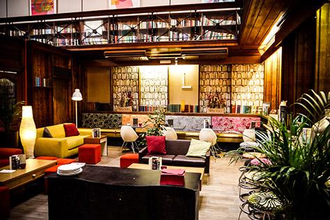 The-Library on #Picniq
