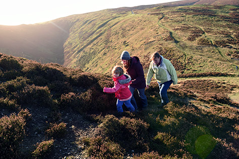 Carding Mill Valley on #Daysoutwithkids