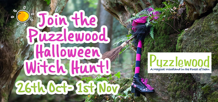 The Witches have landed at Puzzlewood! - Picniq Blog