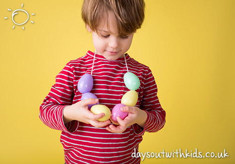 bigstock-Kids-Easter-Activity-And-Craft-83813570