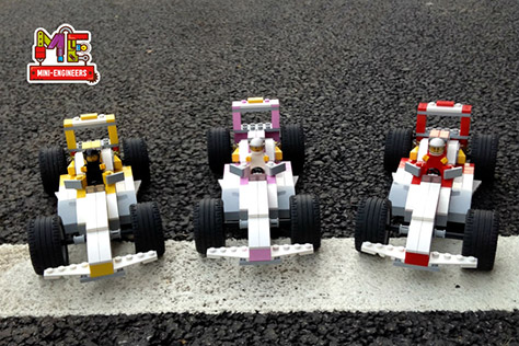 Mini-Engineers Formula-1 | Things To Do in London For Father's Day