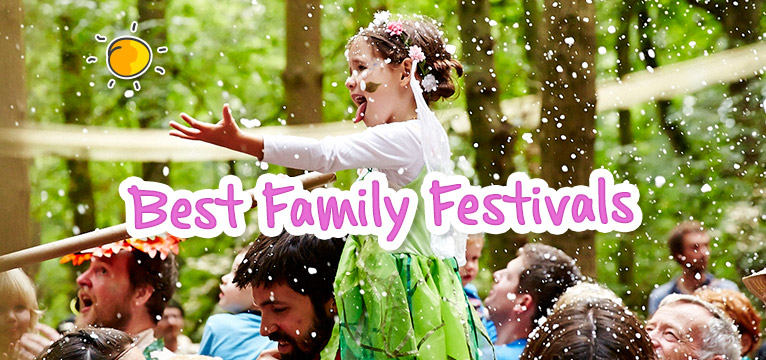 Best Family Festivals