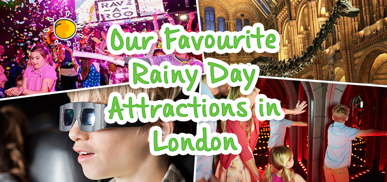 Rainy Day Attractions In London
