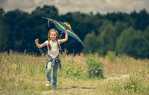 Kite Day - Streatham Common | Things To Do in London For Father's Day