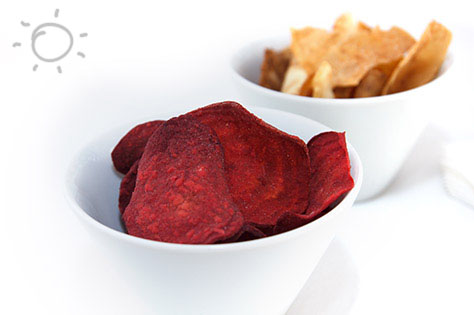 beetrot-crisps