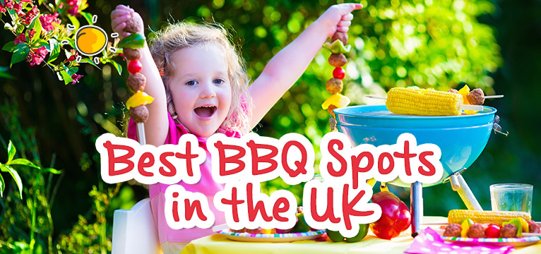 Best BBQ Spots in the UK