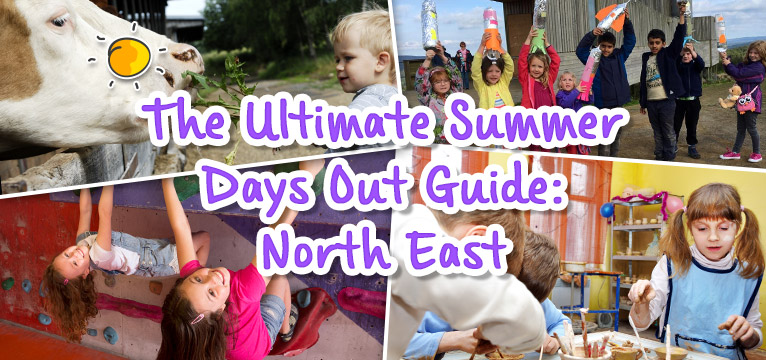 The Ultimate Summer Days Out Guide: North East
